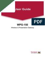 Viewsonic Wireless Video Extender 5400