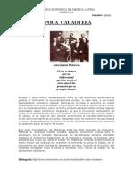 EPOCA CACAOTERA