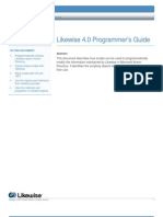 Likewise Enterprise Version 4.0 Programmers Guide