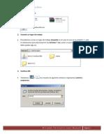 Manual Instalacion Eclipse Jboss