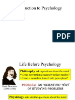 History of Psychology PPT