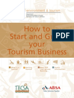 Start Your Own Tour Business
