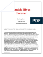Banish Hives Forever eBook