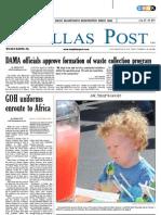 The Dallas Post 07-24-2011