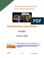 Small Business Social Media eBook Hubspot