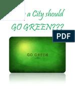 How a City Should GO GREEN