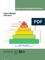The International Nuclear and Radiological Event Scale 2009