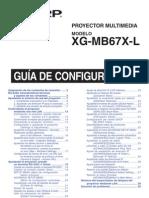 XGMB67XL Ex1 Es Setup
