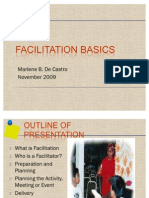 1. Facilitation Basics MBC