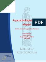 A PSZICHOLÓGIAI MÉRÉS ALAPJAI - Rózsa Sándor, Nagybányai Nagy Olivér, Oláh Attila