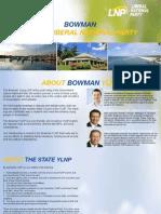Bowman YLNP Leaflet