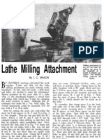Lathe Milling Attach Plans