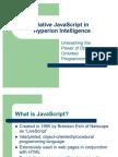 Native Javascript