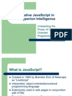 Native Javascript