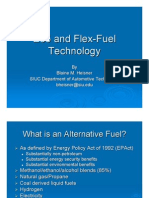 Flex Fuel Technologies