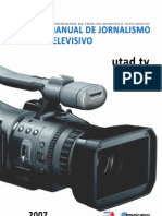 JORNALISMO TELEVISIVO