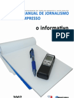 Manual de Jornalismo Impresso