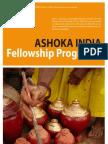 Ashoka India Fellowship Program