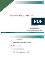 Rational Functional Tester Upload