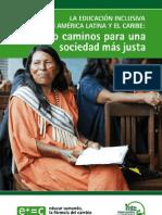8. Educ Inclusiva America Latina y Caribe, Intered, 2007