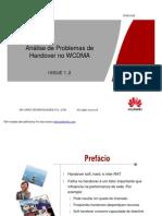 18_WCDMA Análise de problemas de handover