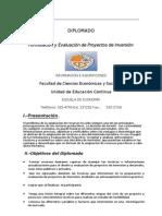 Diplomado Analisis y ion de Proyectos