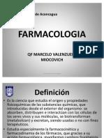 Clase 1 Farmacologia General