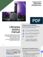 Manual Samsung C5212 Dual SiM v.1.0