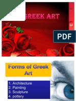 Greek Art. in English 4