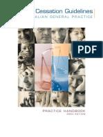 Australian General Practice Guideline Handbook