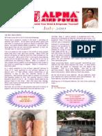 Newsletter July