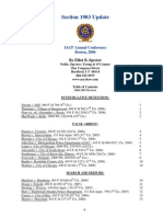 42 U.S. Code §1983 – 2006 Updates