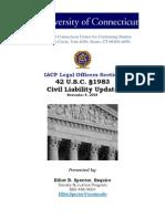 42 U.S. Code §1983 – 2008 Updates
