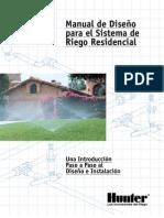 Manual Hunter Para Sistemas de Riego Int330w