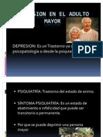 Depresion en El Adulto Mayor