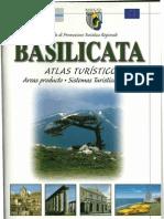 Atlante  Turistico Basilicata Trad. Spagnolo