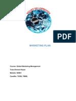 Final Marketing Plan @