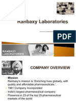 Finalll Ranbaxy_final Ppt