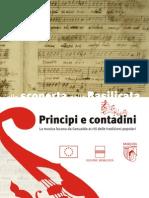 Alla scoperta della Basilicata- Principi e contadini-  La musica lucana da Gesualdo ai riti delle tradizioni popolari
