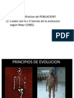 5.2 Evolution Principles
