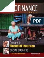 Micro Finance Jan Mar 2011