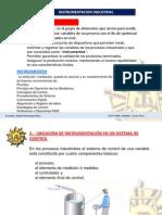 Presentación instrumentacion industrial 1