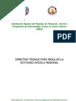 Directriz Tecnica Para Regular La Actividad Avicola Regional