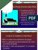 Igrejas Em Pequenos Grupos