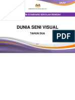 Dokumen Standard KSSR Dunia Seni Visual Tahun 2
