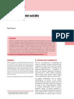 Fisiopatología del Suicidio