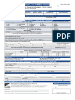 Principal Tax Saving Fund Application Form