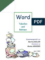 Lehrerweb.at_word_Tabellen Und Rahmen Gestalten