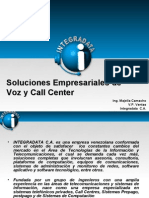 Presentacion Call Center Ene 2009