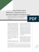 Proyecto Tuning America Latina